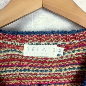 Anthropologie Sweaters - Anthropologie Relais Chunky Knit Pullover Sweater
